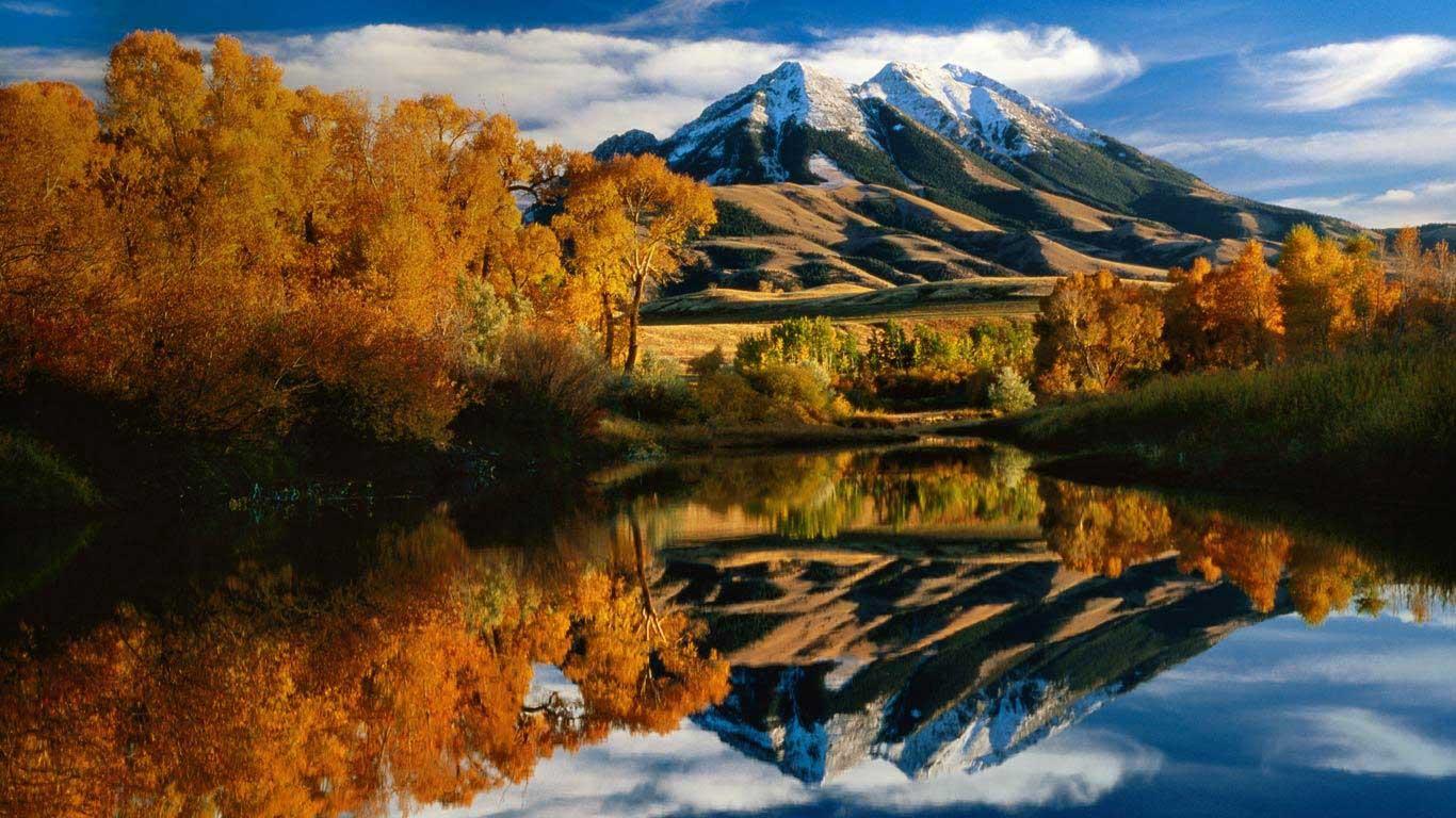 Bức tranh phong cảnh tuyệt đẹp mà ai cũng muốn đến 1 lần