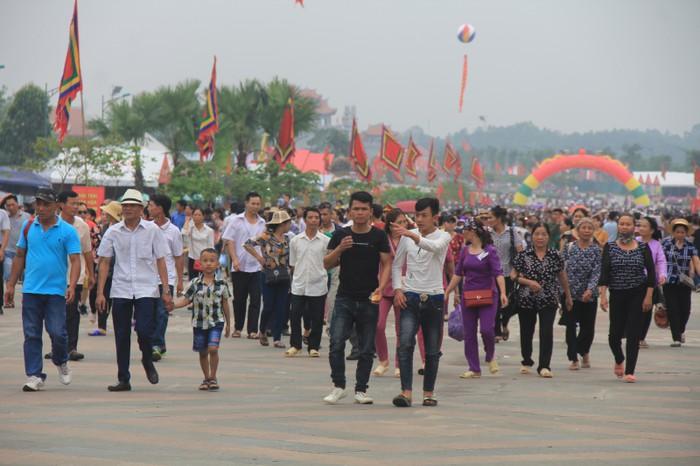 Hình ảnh đẹp trong ngày giỗ tổ Hùng Vương