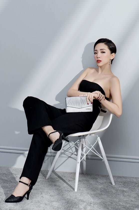 Tóc Tiên là ca sĩ được rất nhiều bạn trẻ ưa thích