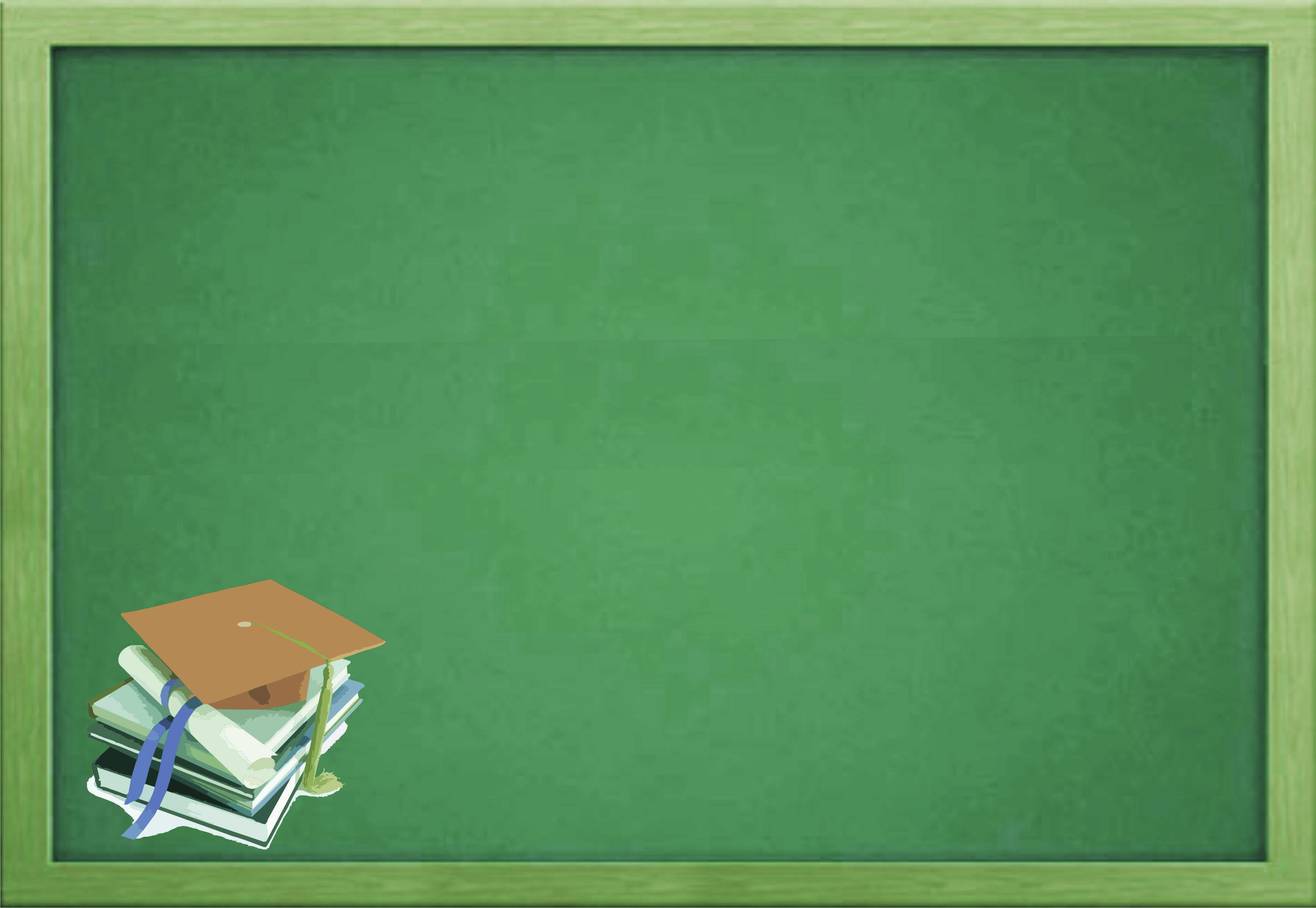 Backgroud Powerpoint thuyết trình đẹp - bảng xanh
