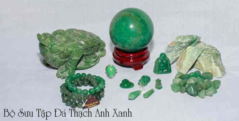 Loại đá phong thủy phù hợp với người mệnh Mộc