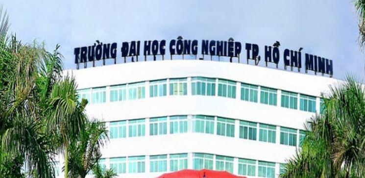 Đại học Công Nghiệp TP. Hồ Chí Minh