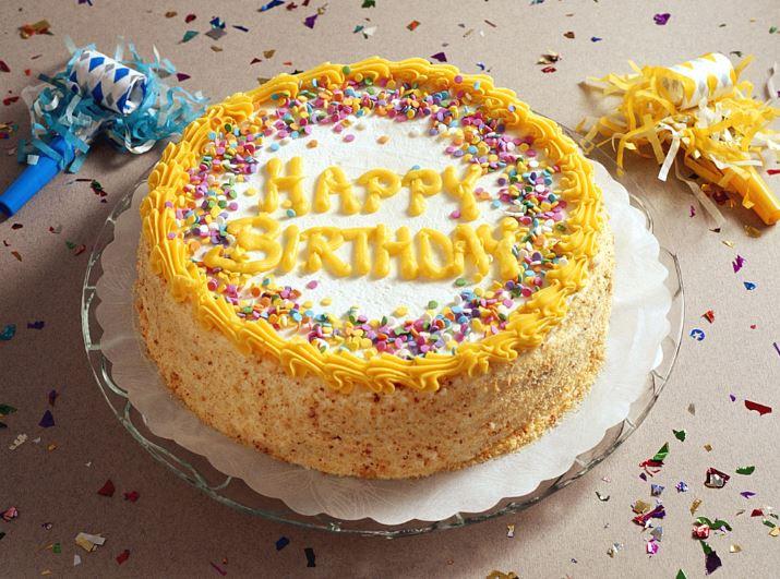 Hình ảnh bánh sinh nhật đẹp độc đáo nhất