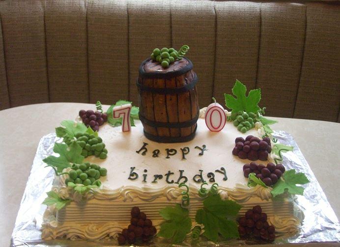 Hình ảnh bánh sinh nhật độc đáo