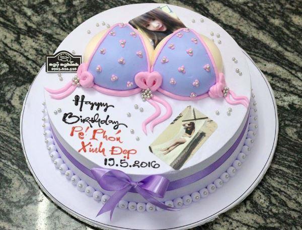 Bộ Ảnh bánh sinh nhật bựa nhất thế giới