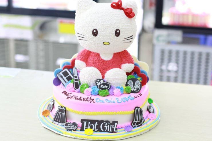 Hình ảnh bánh sinh nhật cho bé đẹp