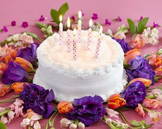 Hình ảnh bánh sinh nhật dễ thương nhất thế giới