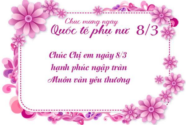 Lời chúc 8-3 ý nghĩa cho mẹ