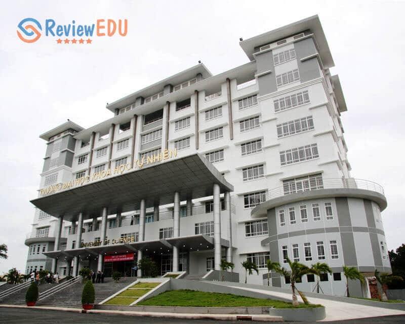 Trường Đại học Khoa học Tự nhiên – ĐHQG TP. HCM