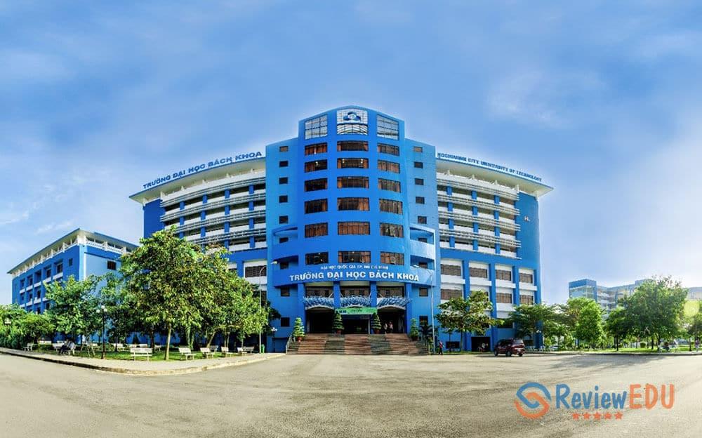 Trường Đại học Bách Khoa - ĐHQG TP. HCM